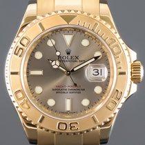 Rolex Yacht-Master neu 2008 Automatik Uhr mit Original-Box und Original-Papieren 16628