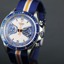 Tudor Heritage Chrono Blue M70330B-0003 - TUDOR HERITAGE CHRONO BLUE UOMO new