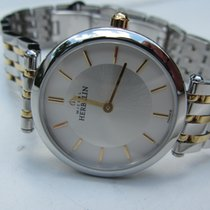 Michel Herbelin Classic Steel 25,5mm Silver No numerals