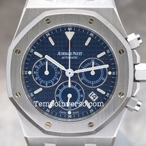 Audemars Piguet Royal Oak Chrono Kasparov blue dial full set...