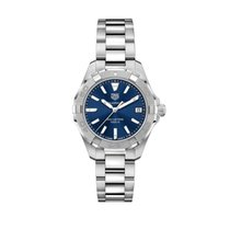 TAG Heuer Aquaracer Lady WBD1312.BA0740 Tag Heuer Aquaracer Quadrante Blu Data new