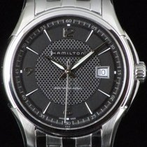 Hamilton Jazzmaster Viewmatic Steel Automatic Full Set Like New