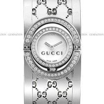 Gucci Twirl Acero Blanco