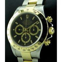 Rolex   Daytona Zenith Steel and Gold, ref.16523, full set