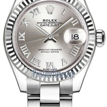 Rolex Lady-Datejust Steel 28mm Silver United States of America, New York, Airmont