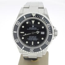 Rolex Sea-Dweller 40mm BlackDial (BOXonly2006) MINT Steel
