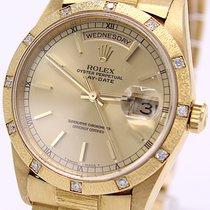 """Rolex Day-Date """"Borke"""" Orig. Diamantlünette Ref.: 18308 von..."""