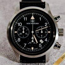 IWC Pilot's Flieger Chronograph 3741