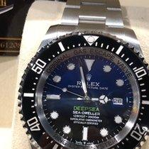 Rolex 126660 Steel 2019 Sea-Dweller Deepsea 44mm new