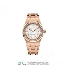 Audemars Piguet Royal Oak Lady novo 37mm Ouro rosa