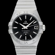 Omega Constellation Men Steel
