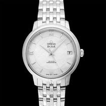 Omega Steel 32.7mm Automatic 424.10.33.20.05.001 new