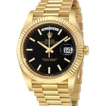 Rolex 40mm Automatic new Day-Date 40 Black