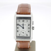 Jaeger-LeCoultre 272.8.54 Stahl 2010 Reverso Duoface 26mm gebraucht