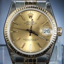 Rolex Χρυσός / Ατσάλι 31mm Αυτόματη 68273 μεταχειρισμένο