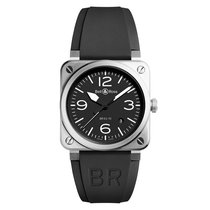 Bell & Ross BR0392BLCST Steel BR 03-92 Steel 42mm new United States of America, Florida, Miami