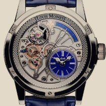 Louis Moinet Titanium 43,5mm Automatic LM-39.20.20 new