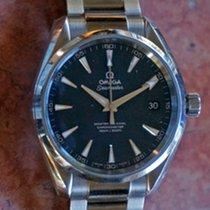 Omega Seamaster Aqua Terra Steel 41.5mm Blue No numerals United States of America, California