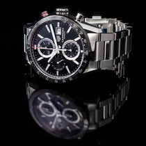 TAG Heuer Carrera Calibre 16 41mm Black United States of America, California, San Mateo
