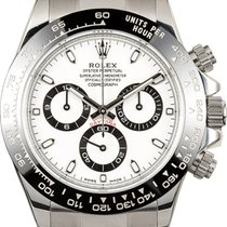 Rolex Daytona Steel 44mm White United States of America, New York, New York