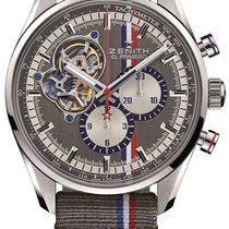 Zenith El Primero Chronomaster new 2019 Automatic Chronograph Watch with original box and original papers 03.2046.4061/91.C769