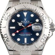 Rolex Yacht-Master 40 Steel 40mm Blue No numerals United States of America, California, Marina Del Rey