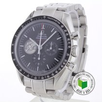 Omega 311.30.42.30.01.002 Steel 2009 Speedmaster Professional Moonwatch 42.5mm pre-owned