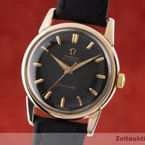 Omega Seamaster 299161SL Very good Gold/Steel 30.5mm Automatic
