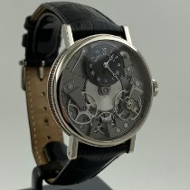 Breguet Tradition White gold 37mm Transparent Roman numerals