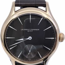 Laurent Ferrier occasion Remontage automatique 40mm Brun Verre saphir 3 ATM