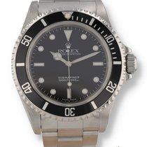 Rolex Submariner (No Date) 14060 2000 подержанные