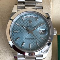 Rolex Day-Date 40 228206 2018 pre-owned