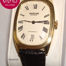 Sarcar Yellow gold 29mm Automatic pre-owned
