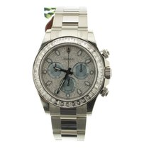 Rolex 116576TBR Platinum Daytona 40mm