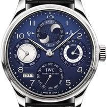 IWC Portuguese Perpetual Calendar IW503203 occasion