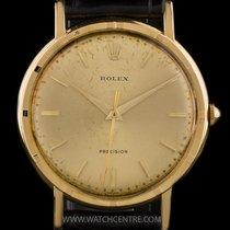 Rolex Oyster Precision 8952 Bună Aur galben 35mm Atomat
