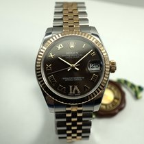 Rolex Gold/Steel 31mm Automatic 178271 pre-owned