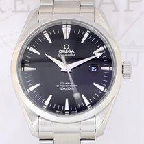 오메가 (Omega) Seamaster Co-Axial 2500 Aqua Terra black dial Big...