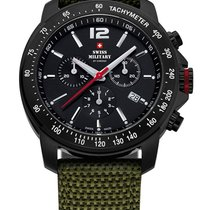 Swiss Military SM34033.07 Chronograph 42mm 10ATM