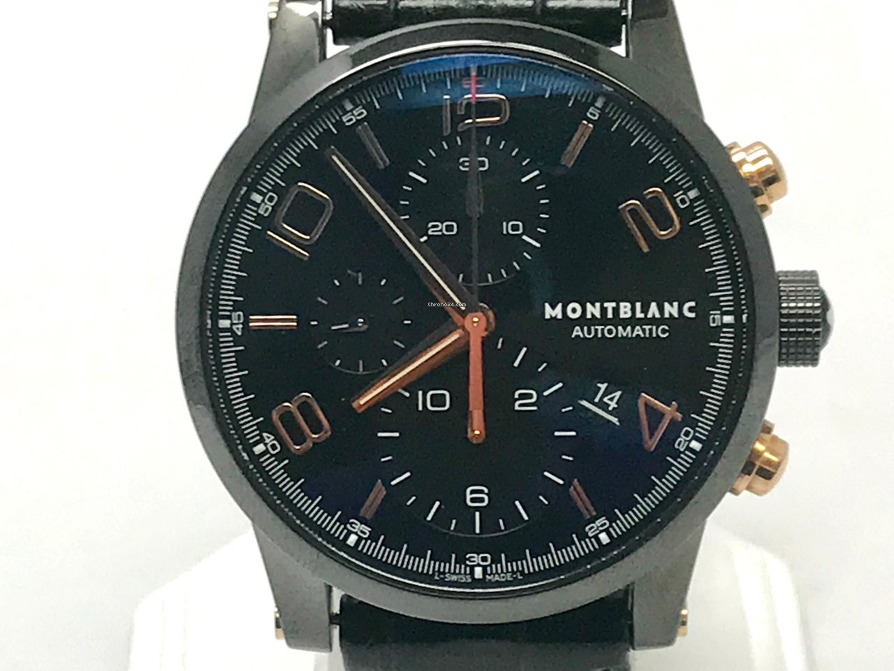 0c7eaa6b0 Montblanc Timewalker - all prices for Montblanc Timewalker watches on  Chrono24