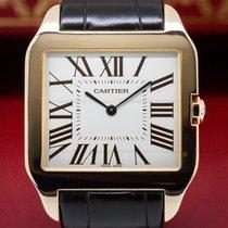 Cartier W2006951 Santos Dumont Rose Gold Manual Wind (26999)