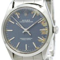 롤렉스 (Rolex) Oyster Perpetual 1002 Steel Automatic Mens Watch...