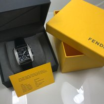 Fendi Steel 38mm Quartz Fendi 010-7500G-386 new