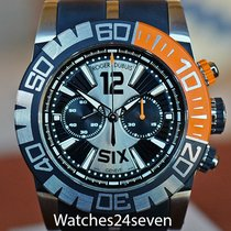 Roger Dubuis Automatic Easy Diver pre-owned
