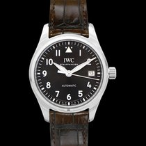 IWC Pilot's Watch Automatic 36 Steel 36.00mm Grey United States of America, California, San Mateo