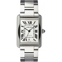 Cartier Tank Solo Cartier W5200028 Tank Solo Automatic Extra Large 2019 new