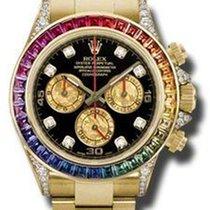Rolex 116598RBOW Gelbgold Daytona