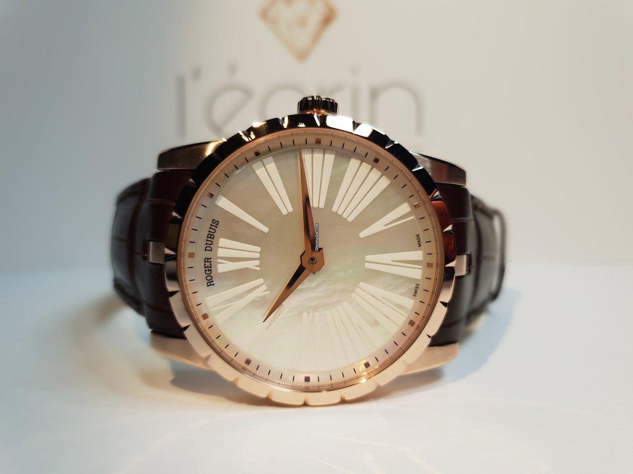 58f19b4ca Precios de relojes Roger Dubuis mujer | Comparar y comprar relojes Roger  Dubuis de mujer en Chrono24