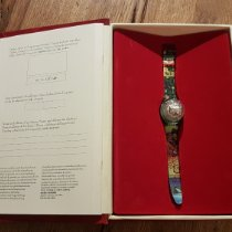 Swatch gz148pack 1995 neu
