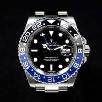 Rolex GMT Master II Batman Full Set 2013